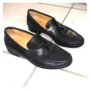 Bruno Magli loafers Italian made